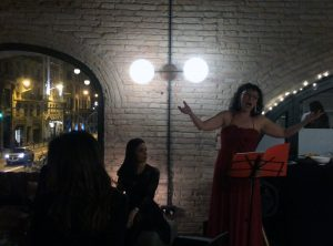 Música en vivo: Ópera dramática