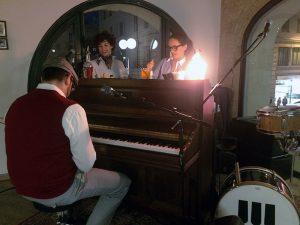 Música en vivo: Piano bar